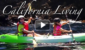 Kayak Anacapa photo from California Living on EncinoMom.TV
