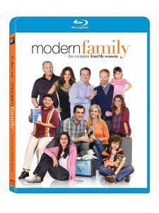 Modern Family Season Four Out on Blu-ray 9/24/2013