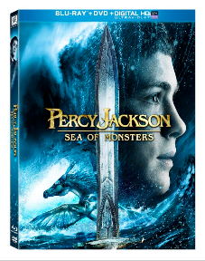 Percy Jackson Sea of Monsters Box Art