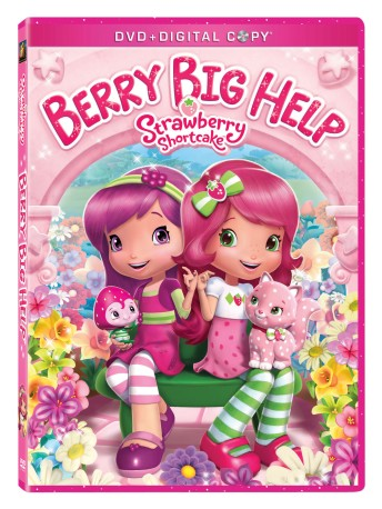 Strawberry Shortcake in Berry Big Help.
