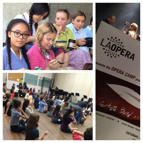 LA Opera Camp The White Bird of Poston