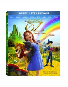 Legends of Oz Dorothy's Return Box Art. #OzInsiders