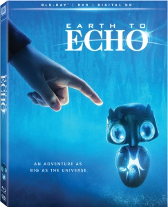 Earth To Echo Box Art.