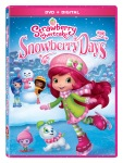 Strawberry Shortcake Snowberry Days box art.