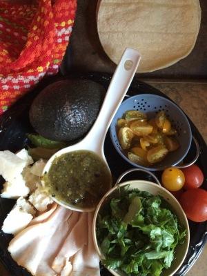 Del Real Foods Turkey Tortilla Rolls