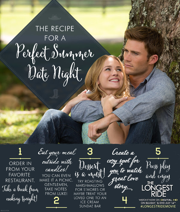 The Longest Ride Date Night.