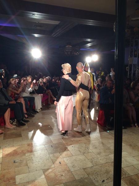 Santa Fe Street Fashion Show