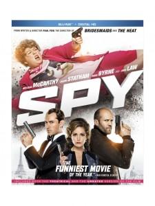 SPY box art from Fox Home Entertainment.